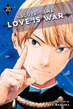 Kaguya-Sama: Love is War Vol 20