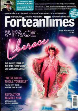 Fortean Times Nr 407, July 2021