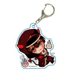 Acrylic Key Chain Little Devil Hoodie Ver. Hanako-kun (Angel Nene-chan Plush)