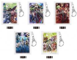 Miniature Canvas Key Chain 01 Vol. 1