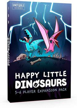 Happy Little Dinosaurs: 5-6 Player Expansion Pack