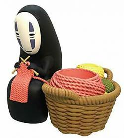 Seal Stand Figure: No-Face