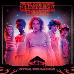 Stranger Things 2022 Calendar