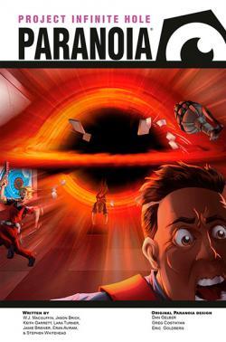 Paranoia RPG: Project Infinite Hole Box Set