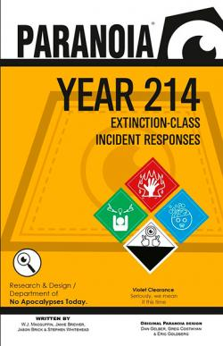 Extinction-Class Incident Responses