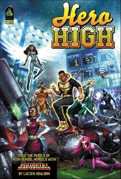 Hero High Sourcebook