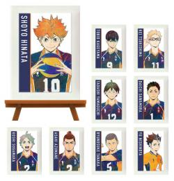 To The Top Trading Ani-Art Vol. 4 Mini Art Frame