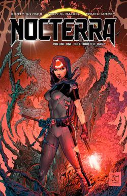 Nocterra Vol 1: Full Throttle Dark