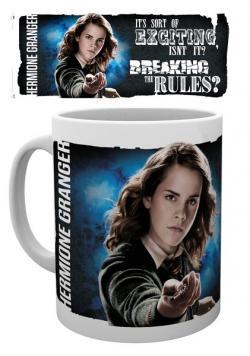 Dynamic Hermione Mug