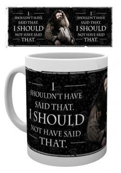Hagrid Quote Mug