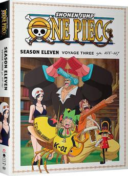 One Piece Season 11 Part 3 (USA-import)