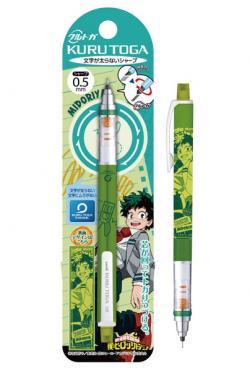 Kuru Toga Mechanical Pencil Vol. 4 1 Midoriya Izuku
