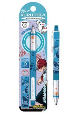 Kuru Toga Mechanical Pencil Vol. 4 4 Todoroki Shoto