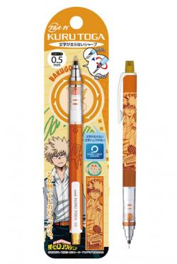Kuru Toga Mechanical Pencil Vol. 4 2 Bakugo Katsuki