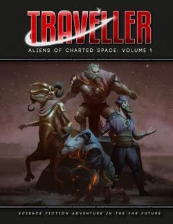 The Aliens of Charted Space - Volume 1