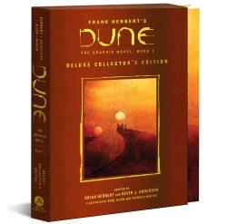 Dune the Graphic Novel Book 1 (Deluxe Collector's Edition)