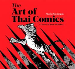 The Art of Thai Comics: A Century of Strips and Stripes