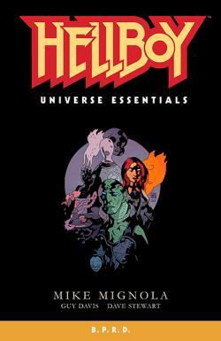 Hellboy Universe Essentials: BPRD