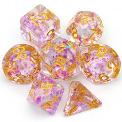 Fae Nonsense Dice (set of 7 dice)