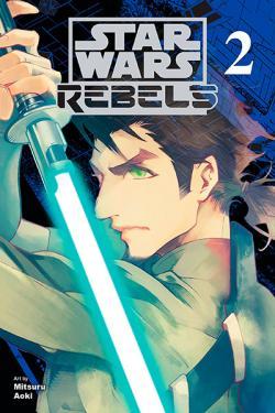 Star Wars Rebels Manga Vol 2