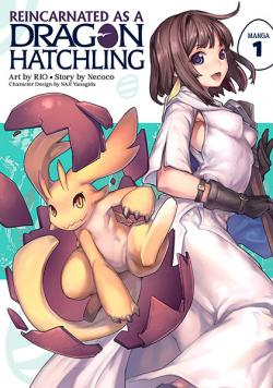 Reincarnated as a Dragon Hatchling Vol 1