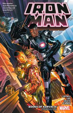 Iron Man Vol 2: Books of Korvac II Overclock
