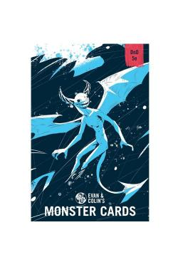 Evan and Colin's Monster Cards for 5E