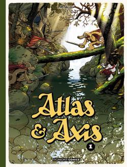 Atlas och Axis del 1