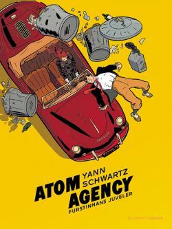 Atom Agency 1: Furstinnans juveler