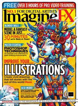 ImagineFX September 2021, #203