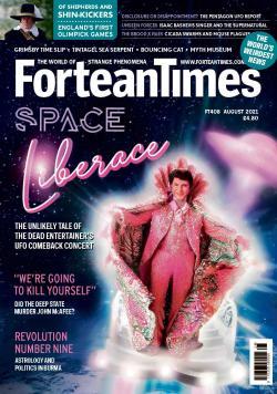 Fortean Times Nr 408, August 2021