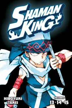 Shaman King Omnibus 5