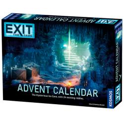 EXIT Advent Calendar - The Mysterious Ice Cave