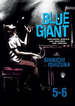 Blue Giant Omnibus Vol 5-6