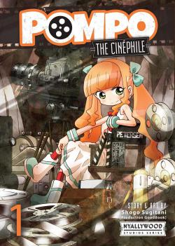Pompo The Cinephile Vol 1
