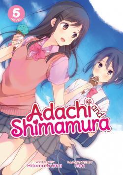 Adachi and Shimamura Light Novel Vol 5