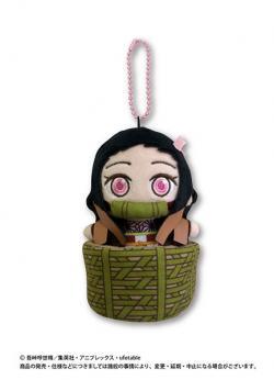 Buruburuzu Plush Mascot Kamado Nezuko