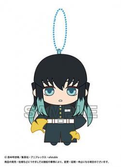 Buruburuzu Plush Mascot 3 Tokito Muichiro