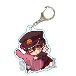 GyuGyutto Acrylic Key Chain Oyasumi Ver. Hanako-kun (Cloak)