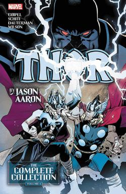 Thor By Jason Aaron Complete Collection Vol 4
