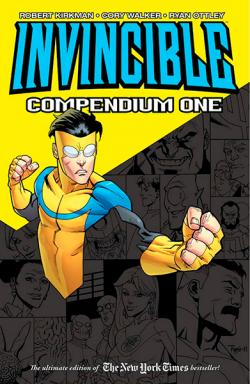 Invincible Compendium Vol 1