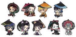 Petanko Trading Rubber Strap -Japanese Umbrella-