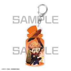 CharaToria Acrylic Key Chain Itadori Yuji