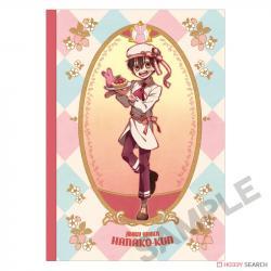B5 Cloth Notebook Hanako Patissier