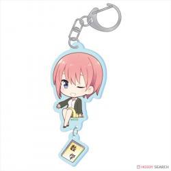 Puchichoko Acrylic Key Chain Nakano Ichika Specialty Subject Ver.