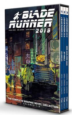 Blade Runner 2019 Vol 1-3 Boxed Set