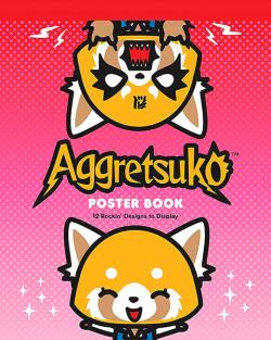Aggretsuko Poster Book