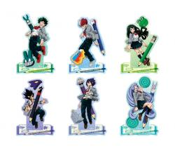 Acrylic Stand Collection BASE Green - Blue