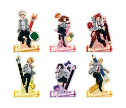 Acrylic Stand Collection BASE Yellow - Red