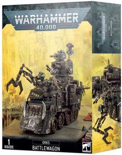 Ork Battlewagon (2021)